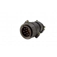 Вилка кабельна d-32/10pin (4х2.5mm + 6х1.5mm)
