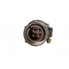 Вилка кабельна d-20/4pin 2.5mm