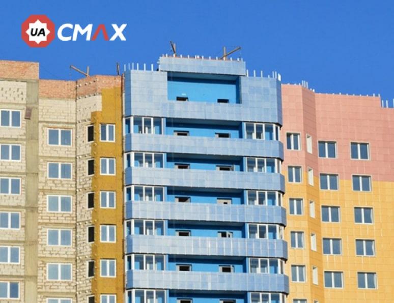 Из чего строят многоэтажные дома в Украине?