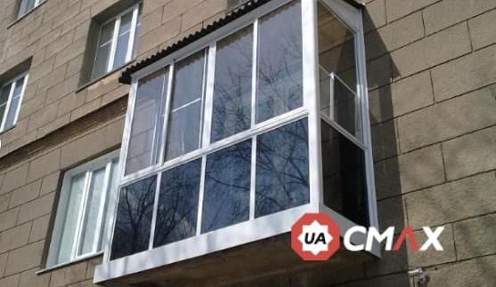 Особенности балконного остекления